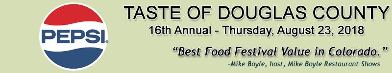 The Taste of Douglas County
